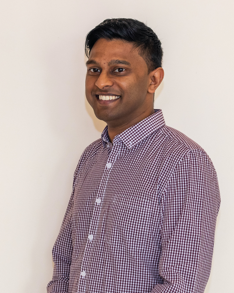 Dr. Ashwin Patel - CARE Dental Leicester